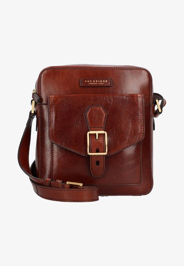 SODERINI  - Across body bag - marrone