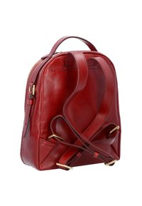 The Bridge - ROCK CITY - Tagesrucksack - red currant - 1