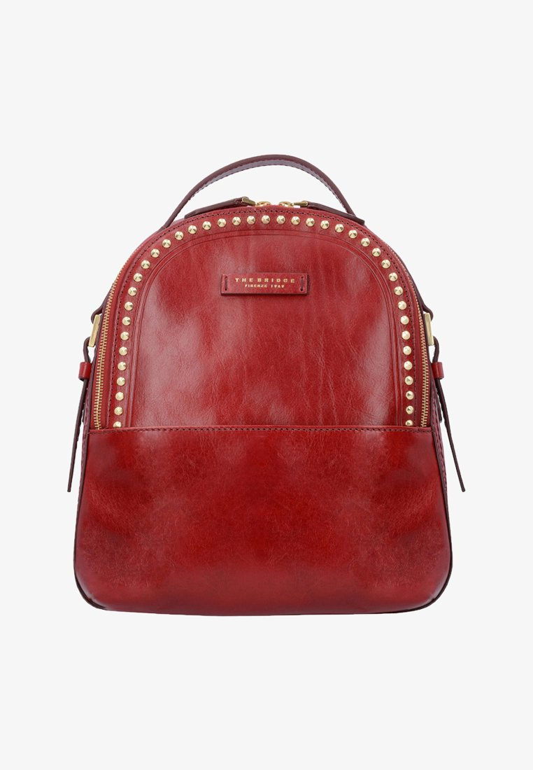 The Bridge - ROCK CITY - Tagesrucksack - red currant