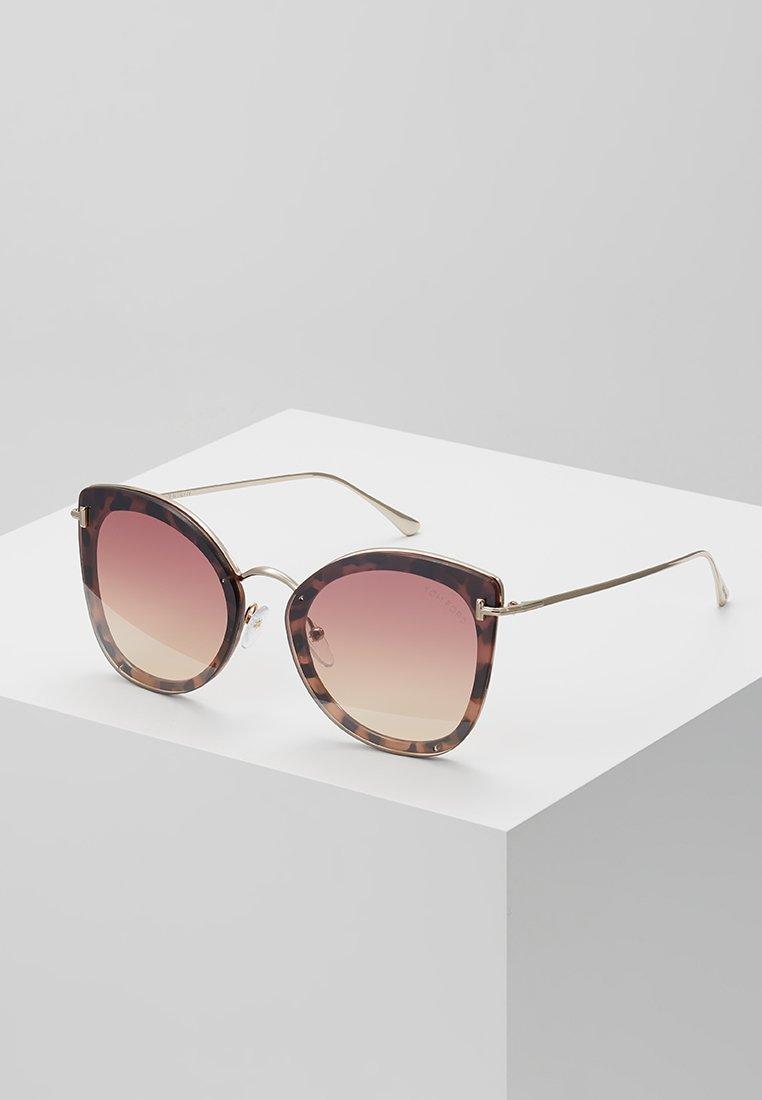 Tom Ford - Gafas de sol - rose gold-coloured