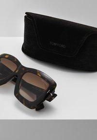 Tom Ford - Sonnenbrille - mottled brown - 2