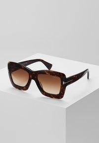 Tom Ford - Sonnenbrille - mottled brown - 0