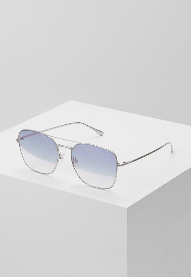 Sonnenbrille - purple