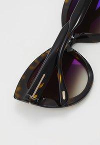 Tom Ford - Solbriller - mottled brown - 2
