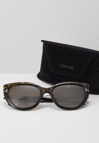 Tom Ford - Solbriller - mottled brown - 3