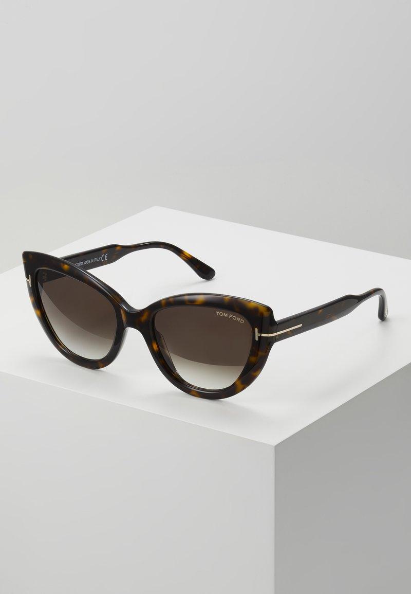 Tom Ford - Solbriller - mottled brown