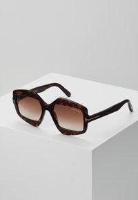 Tom Ford - Sonnenbrille - mottled black - 0
