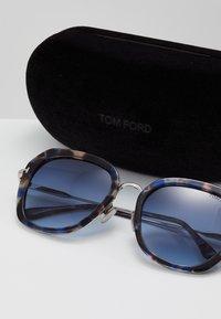 Tom Ford - Sonnenbrille - mottled black/blue - 2