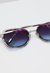 Tom Ford - Sonnenbrille - mottled black/blue - 4