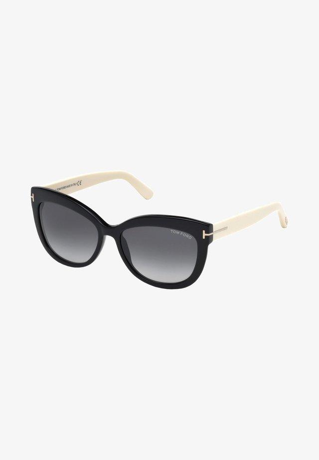 ALISTAIR - Sunglasses - black ivory