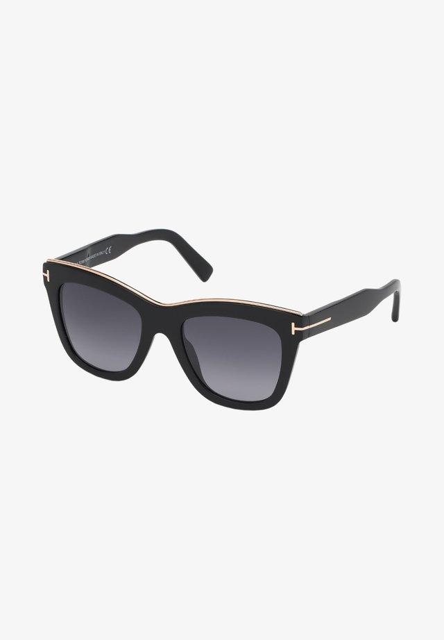 JULIE - Sunglasses - black/grey shaded
