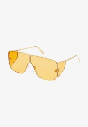 Occhiali da sole - yellow/gold