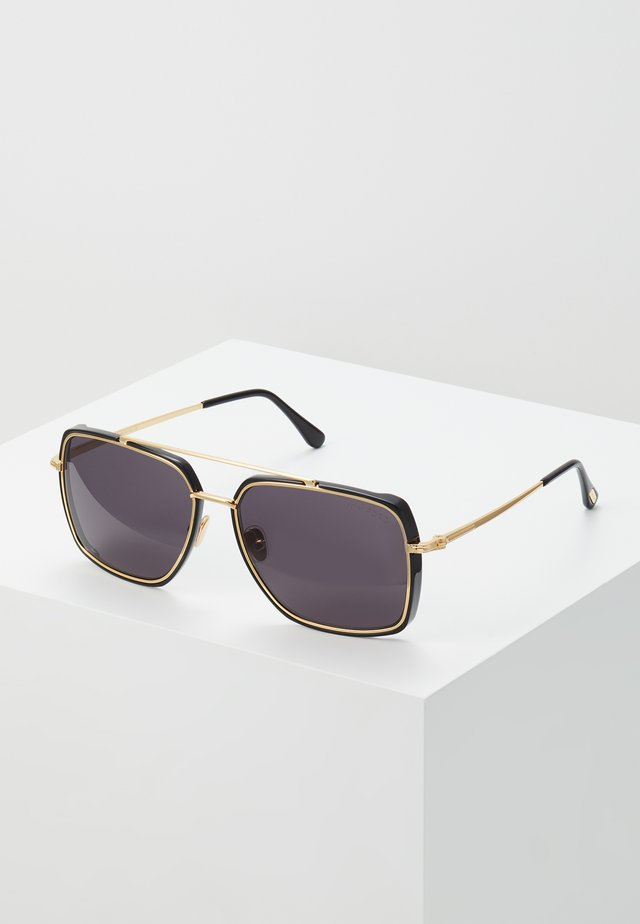 Zonnebril - gold-coloured