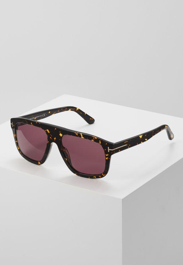 Sunglasses - dark havana/bordeaux