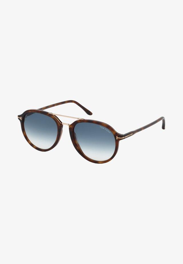 RUPERT - Sunglasses - red/blue