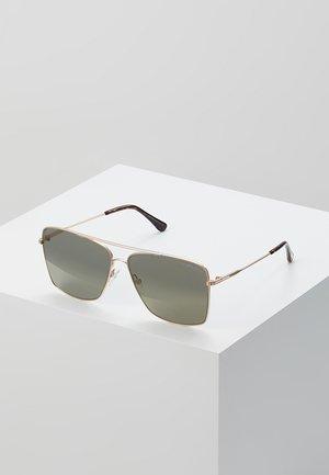 Sluneční brýle - gold/silver