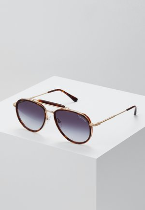 Sonnenbrille - gold-coloured