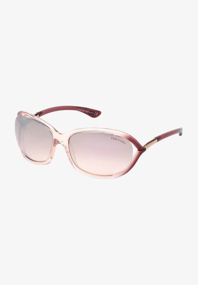 JENNIFER FT 0008  - Sunglasses - pink/violet shaded