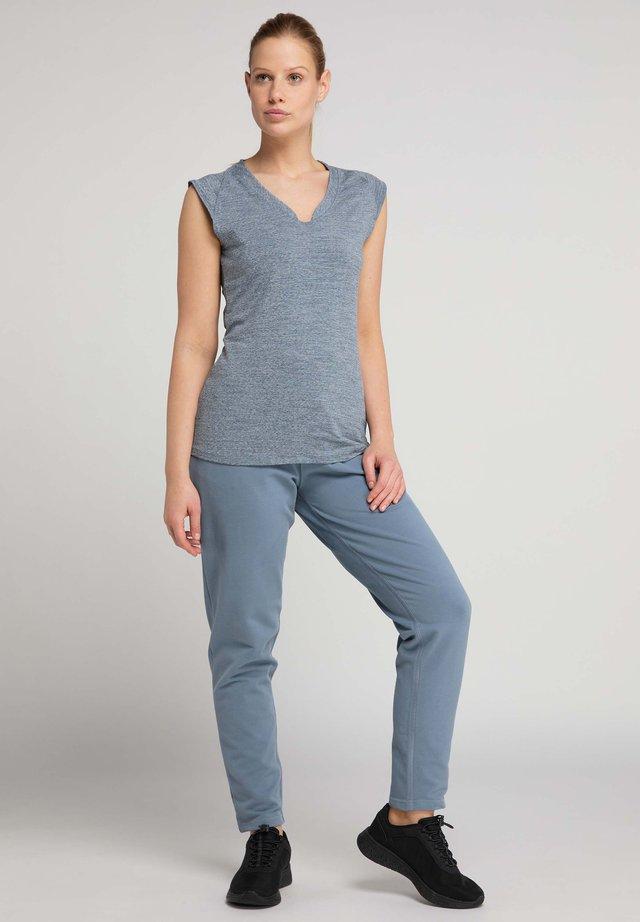 Sports shirt - blue grey