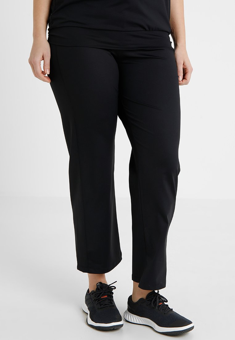Venice Beach - JAZZY PANTS - Tracksuit bottoms - black