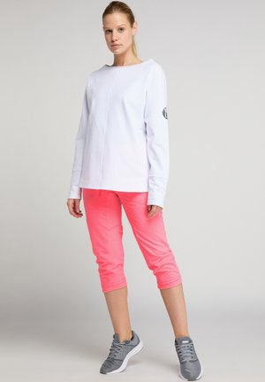 CAYA - 3/4 sports trousers - pink