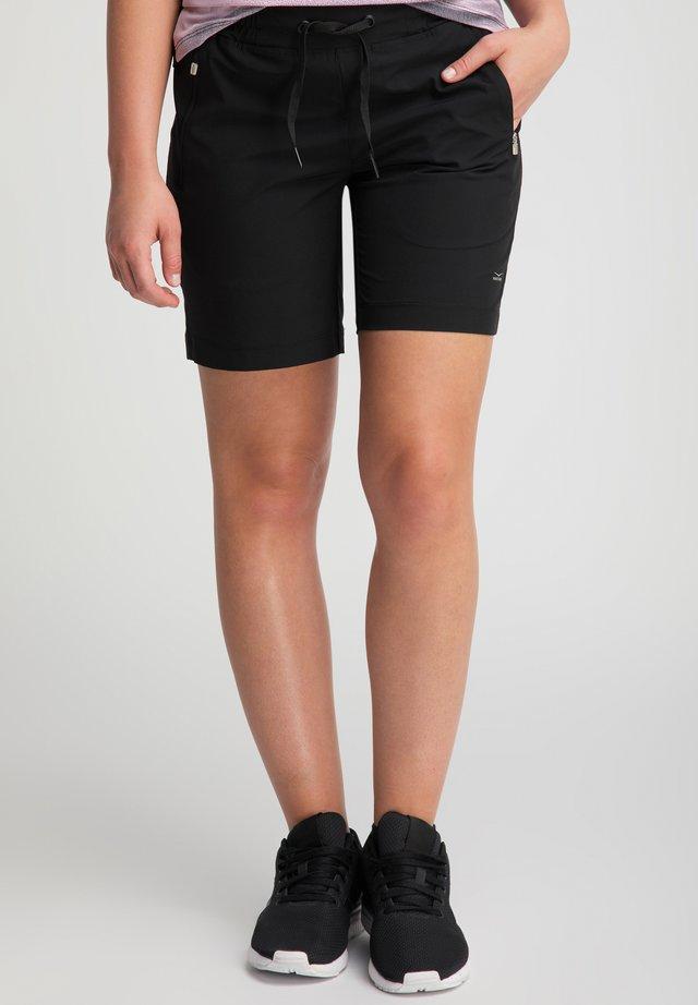 SHELBY - Sports shorts - black