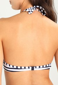 Venice Beach - PUSH UP - Bikini pezzo sopra - white-navy - 3