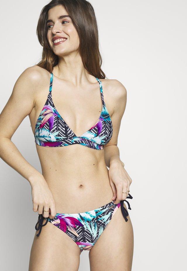 TRIANGLE - Bikini pezzo sopra - navy