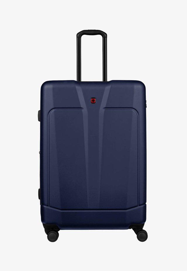Wheeled suitcase - estate blue