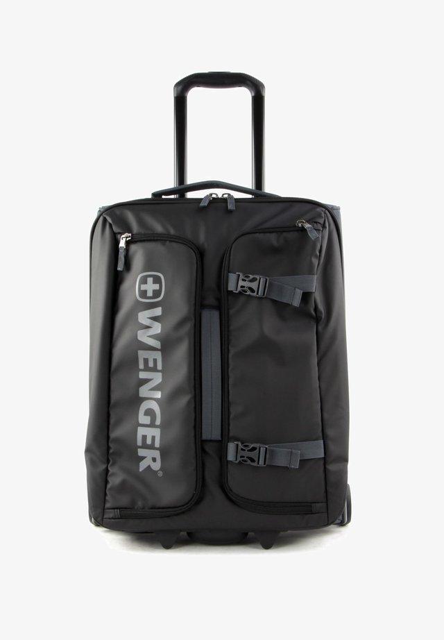 XC TYRAL 52L WHEELED CABIN LUGGAGE - Wheeled suitcase - black