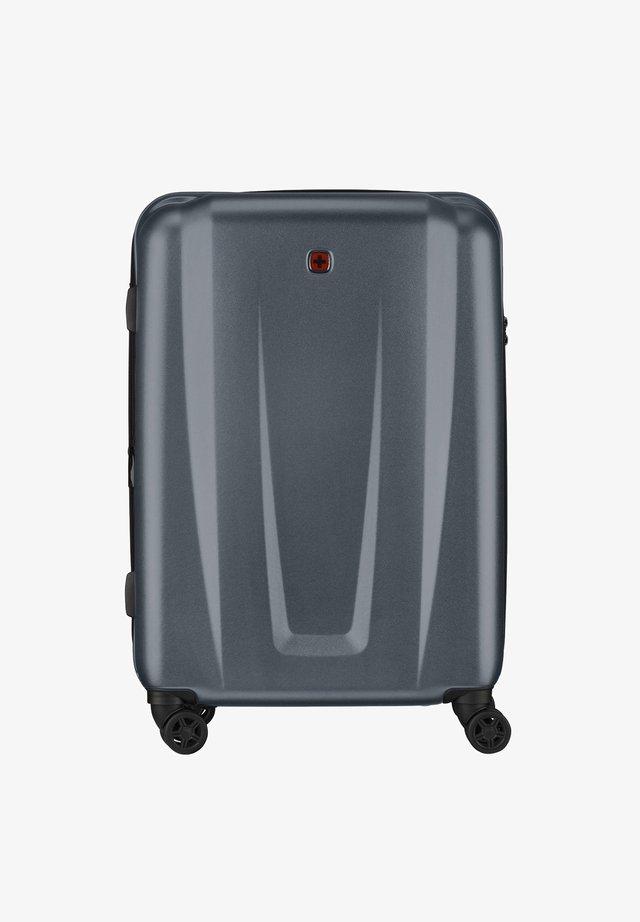 ZENYT MEDIUM HARDSIDE - Wheeled suitcase - turbulence grey