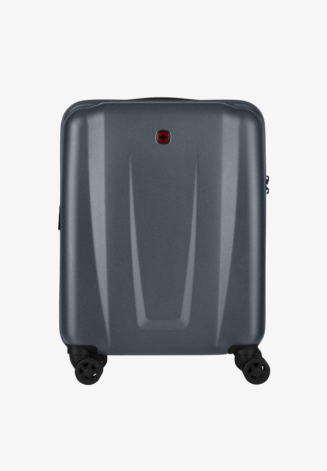 ZENYT CARRY-ON HARDSIDE - Wheeled suitcase - turbulence grey
