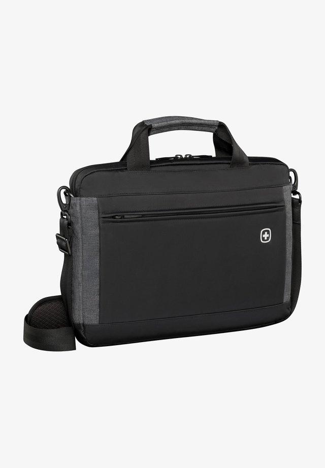 Incline  - Briefcase - black, grey