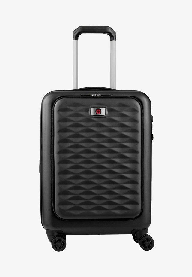 LUMEN EXPANDABLE HARDSIDE DUAL ACCESS - Wheeled suitcase - black