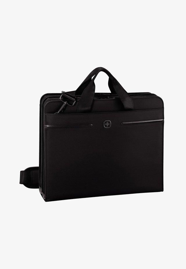 DIRECTIVE ZIPPERED - Briefcase - black