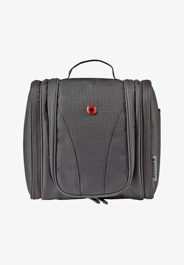 HANGING - Wash bag - black