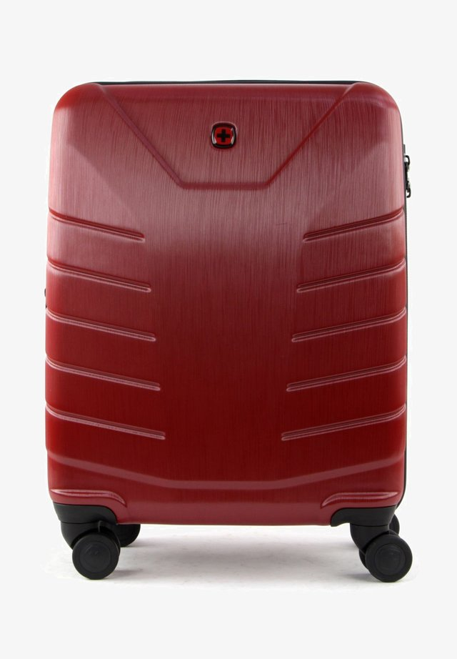 PEGASUS CARRY-ON HARDSIDE - Luggage - red