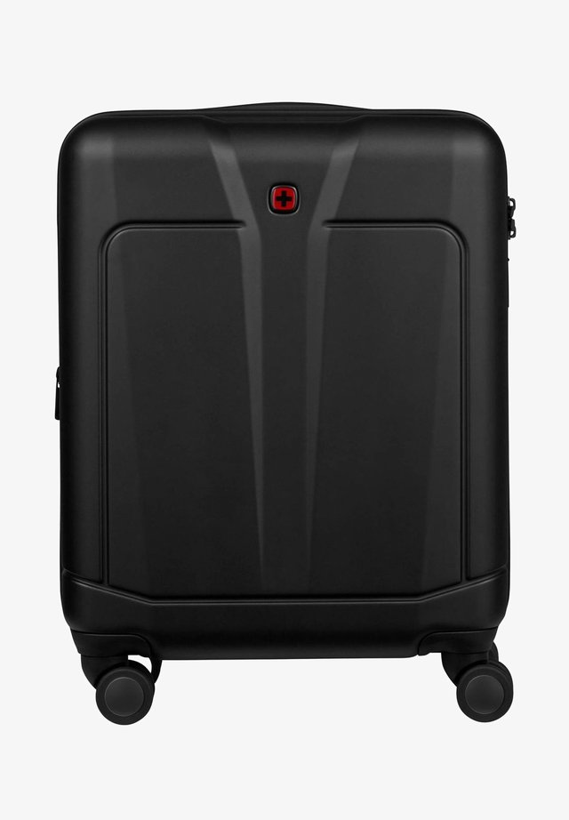BC PACKER CARRY-ON HARDSIDE - Wheeled suitcase - black