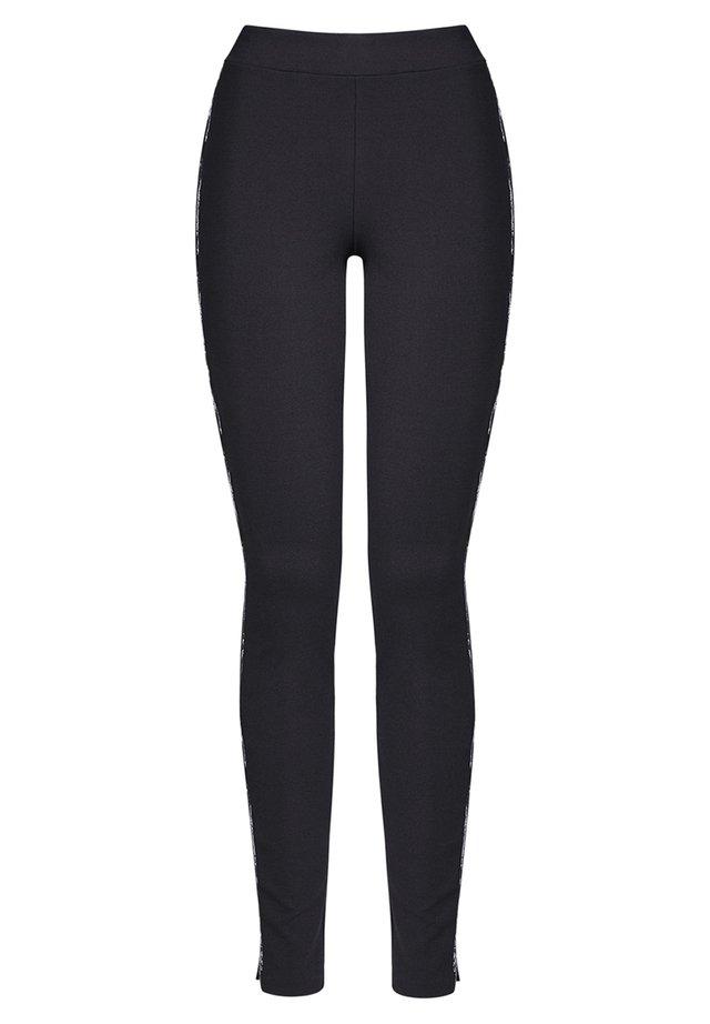 Leggings - Trousers - black/iconic black