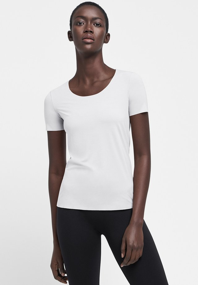 AURORA PURE  - T-shirt basique - white