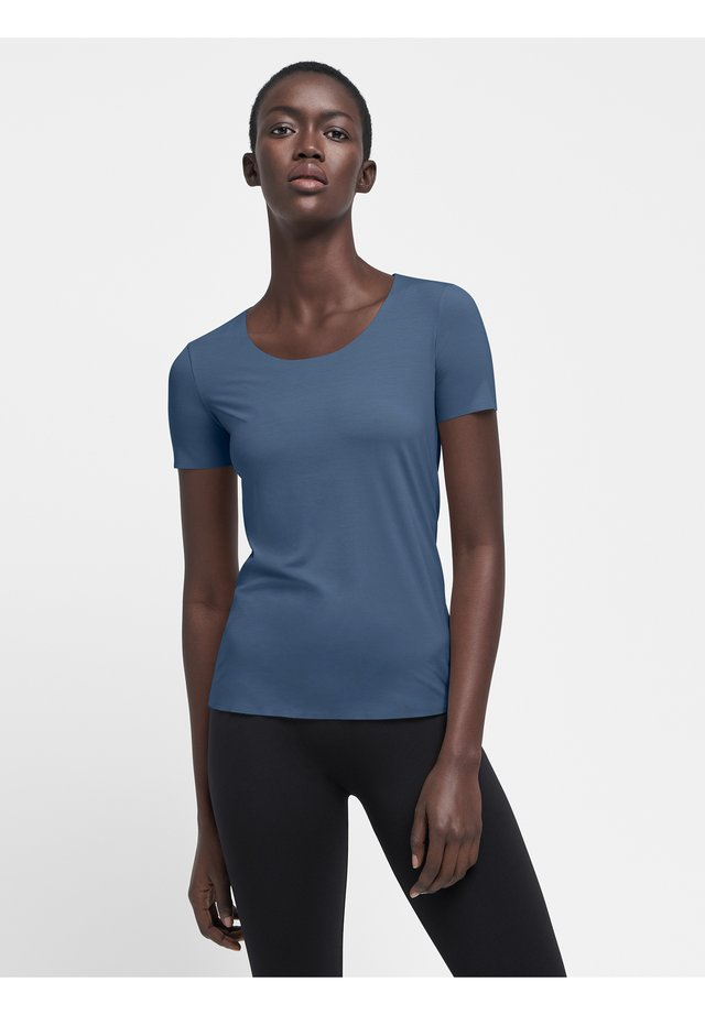 AURORA PURE  - T-shirt basique - denim