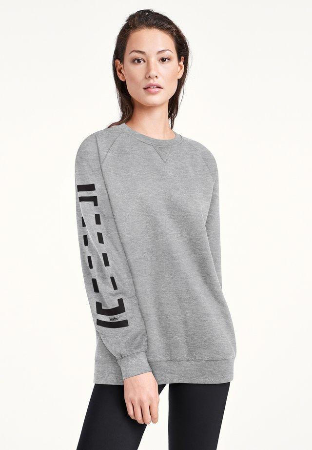 Sweatshirts - greymele/black