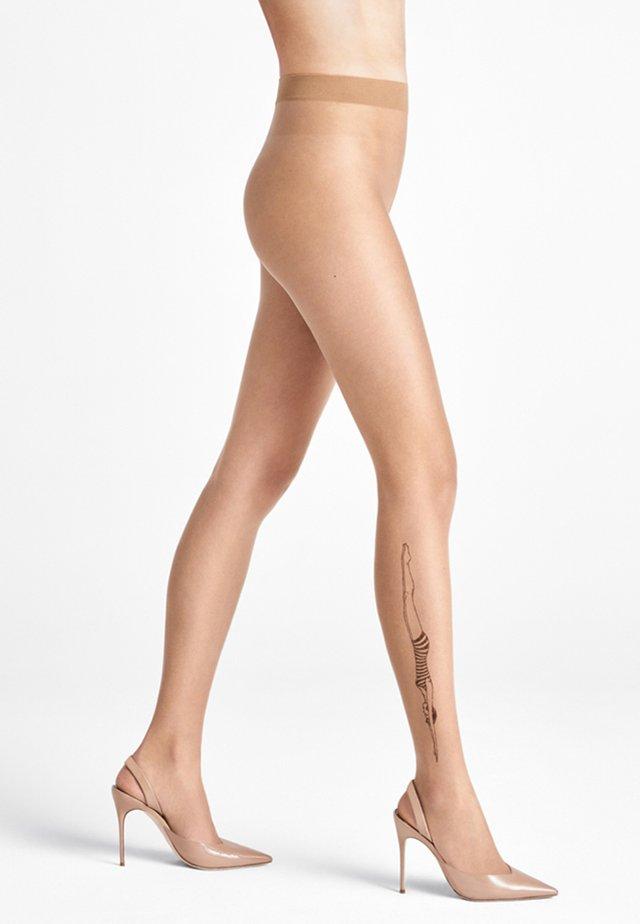 Collants - nude