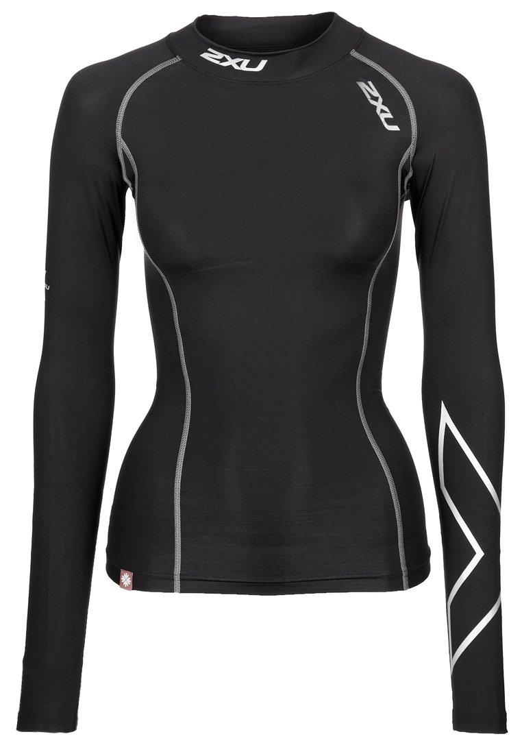 2XU - Langærmede T-shirts - black