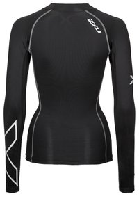 2XU - Langærmede T-shirts - black - 1