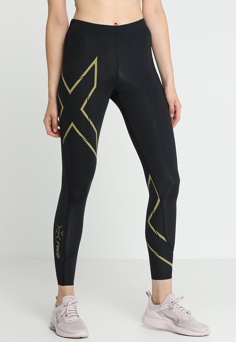 2XU - MCS RUN COMPRESSION - Legginsy - black