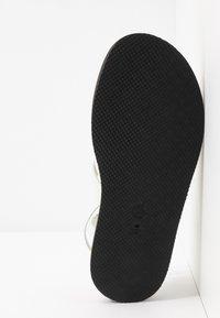 3.1 Phillip Lim - YASMINE PLATFORM  - Loafers - ivory - 6