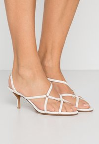 3.1 Phillip Lim - LOUISE STRAPPY RINGS - Riemensandalette - ivory - 0