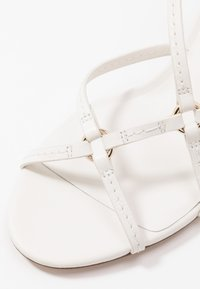 3.1 Phillip Lim - LOUISE STRAPPY RINGS - Riemensandalette - ivory - 2
