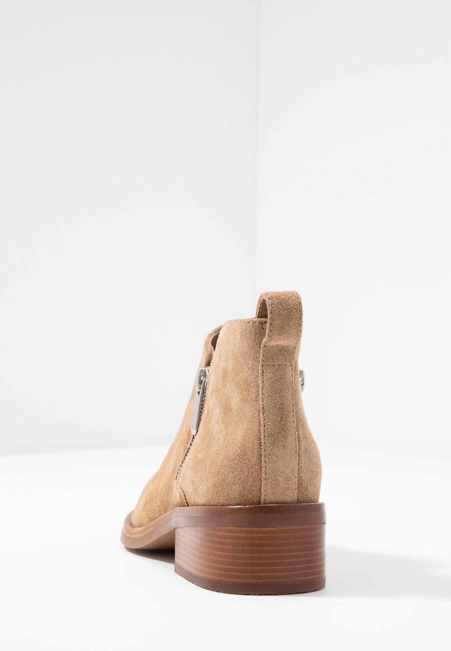 3.1 Phillip Lim Alexa - Boots À Talons Tobacco dJ1N0ix
